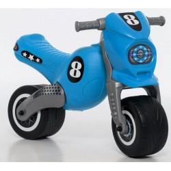 Motor Cross 8 kék 80cm