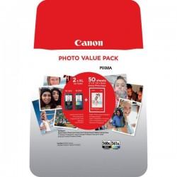 Canon PG-560 XL + CL-561 XL...