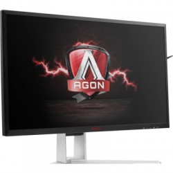 24 AOC AG241QX LCD monitor