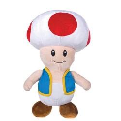 Plüss Nintendo Toad plüss 25cm