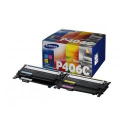 Samsung CLT-P406C Color...