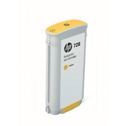 HP F9J65A (728) Yellow