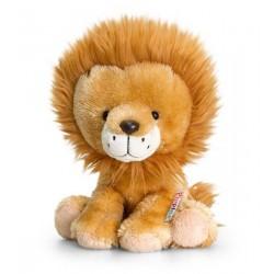 Plüss pippins oroszlán 14cm