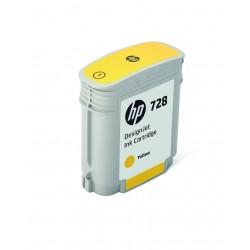 HP F9J61A (728) Yellow...