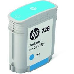 HP F9J63A (728) Cyan...