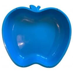 Alma alakú homokozó kék