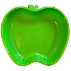 Alma alakú homokozó zöld