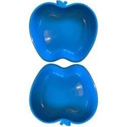 Alma alakú homokozó 2x kék
