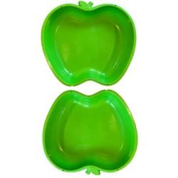 Alma alakú homokozó 2x zöld