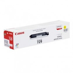 Canon 729 sárga eredeti toner