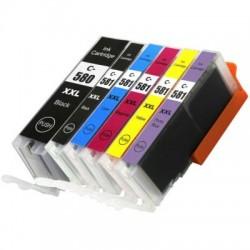 PGI-580/CLI-581 Multipack...