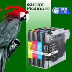 Multipack ezPrint LC985 BK...