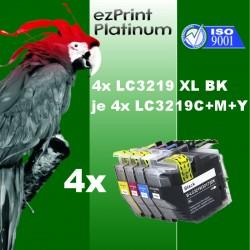 4-4x ezPrint LC3219 XXL BK...