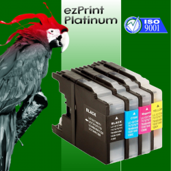 Multipack ezPrint LC1280 BK...
