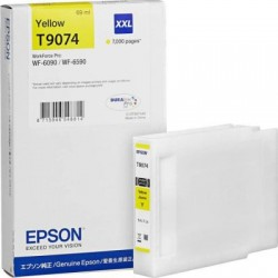 Epson Tinte T9074 yellow...