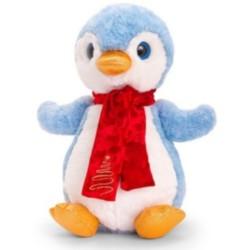Plüss pingvin sállal 20cm...
